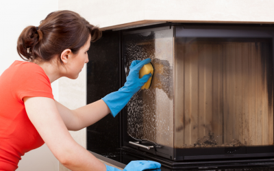 Spring Cleaning Tips for Your Fireplace